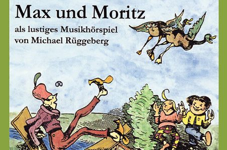 "150 years ago ""Max and Moritz"" appeared"